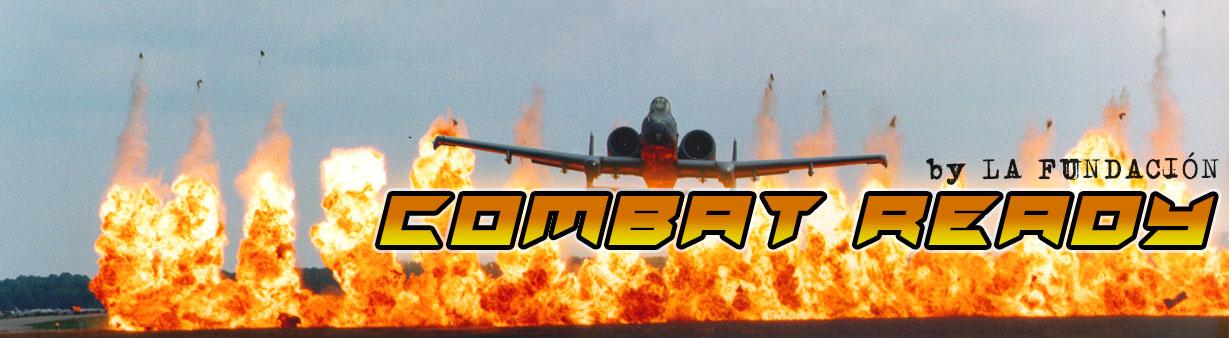 Combat Ready (CR)
