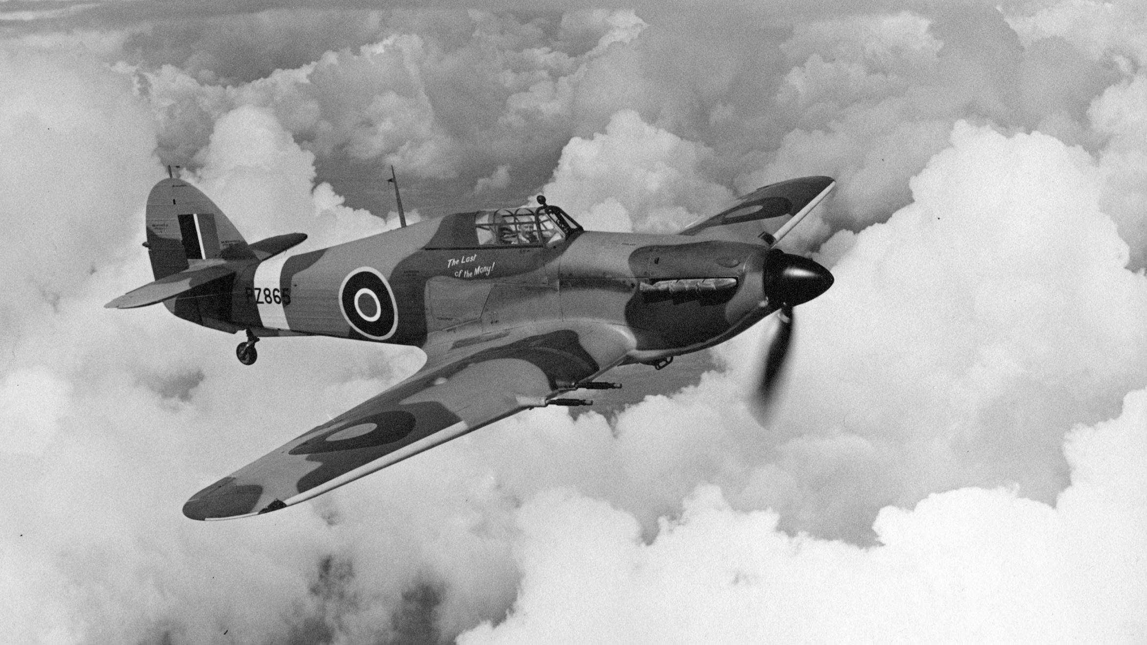 Academia Hurricane Mk.II